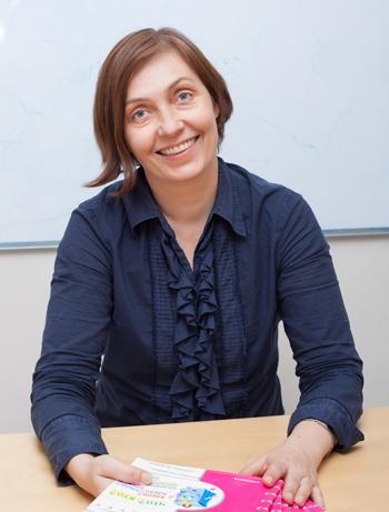 Оксана Шебаршова
